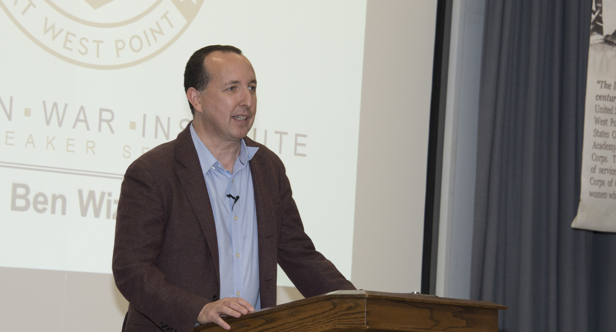 MWI Speaker Series – Ben Wizner: Snowden, Secrecy, and the Case for Unauthorized Leaks