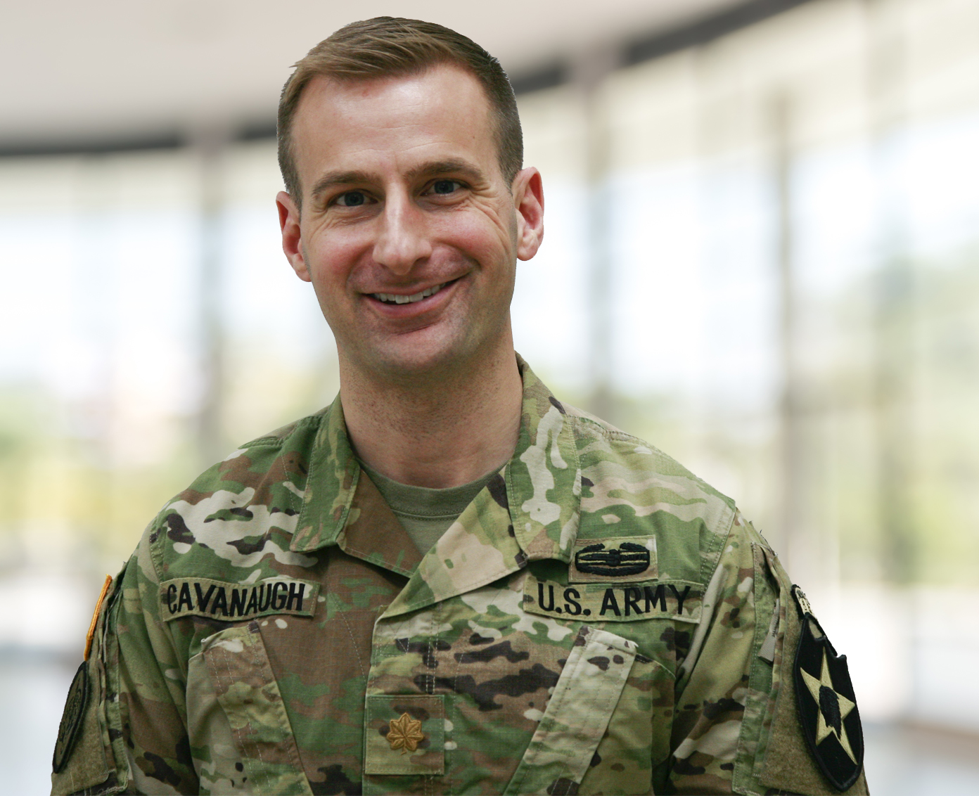 MARIAN: Importance of shaving in the military