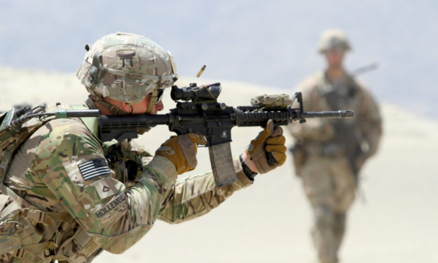 Boots on the Ground: Why America Must Invest in Dominant Infantry Forces
