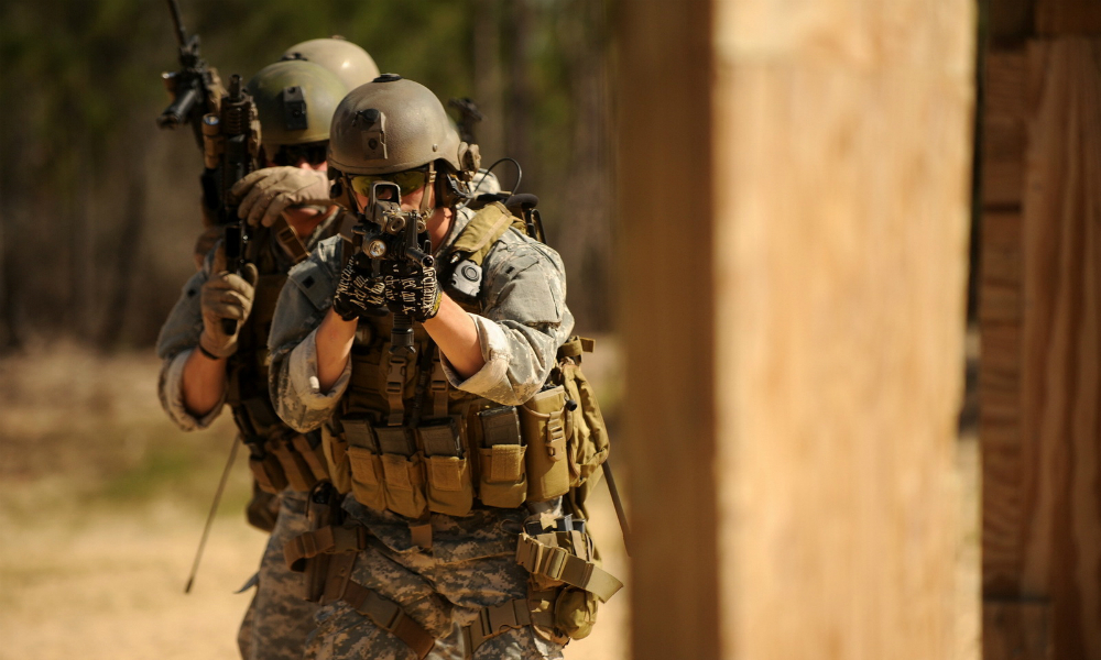 Special Forces as Military Observers in Modern Combat