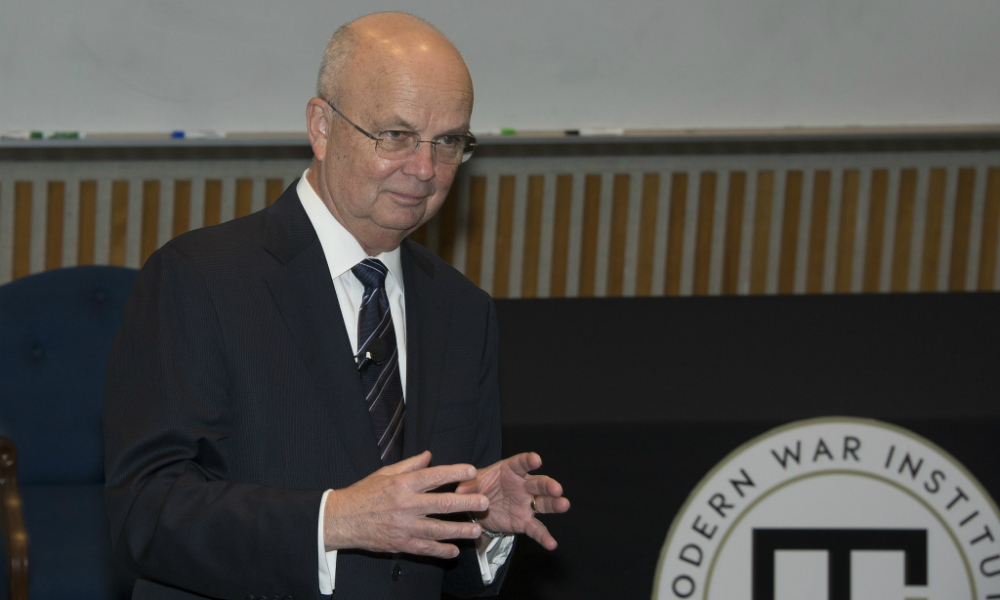 Video: Gen. (Ret) Michael Hayden on the NSA, CIA, and Emerging Threats