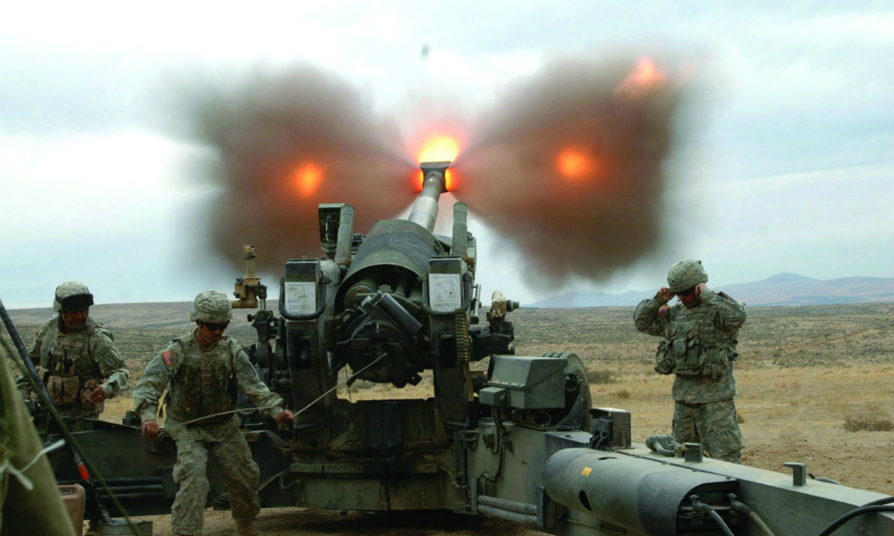 The United States Needs to Get Serious About Artillery Again