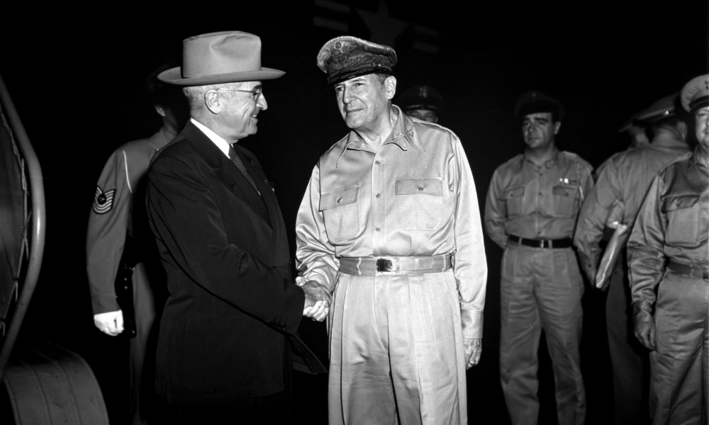 Military Officers and Politics: The Fraught Relationship between MacArthur and Truman