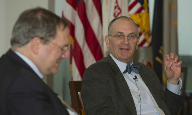 Dr. Eliot Cohen on Deterrence in an Era of Domestic Political Transformation