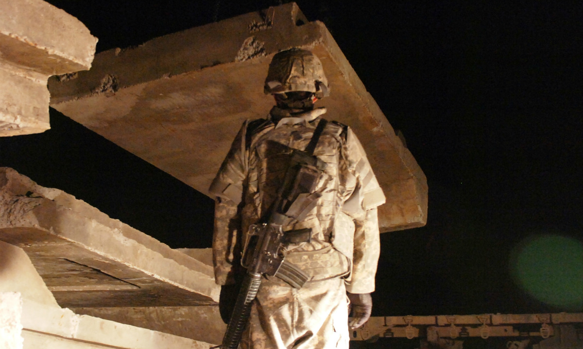 The Most Effective Weapon on the Modern Battlefield is Concrete - Modern War Institute