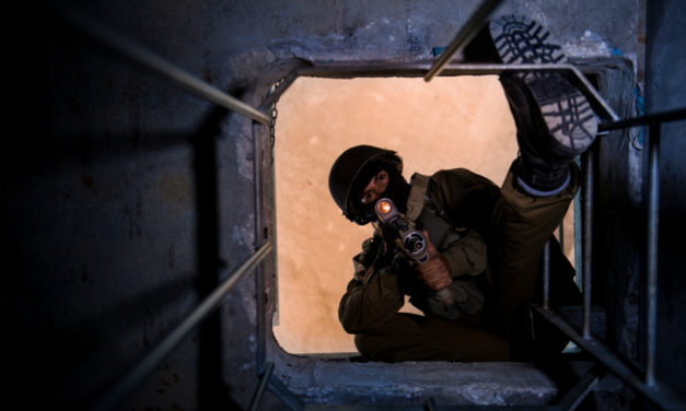 Video: The Israel Defense Forces, Tunnel Warfare, and Emerging Technologies