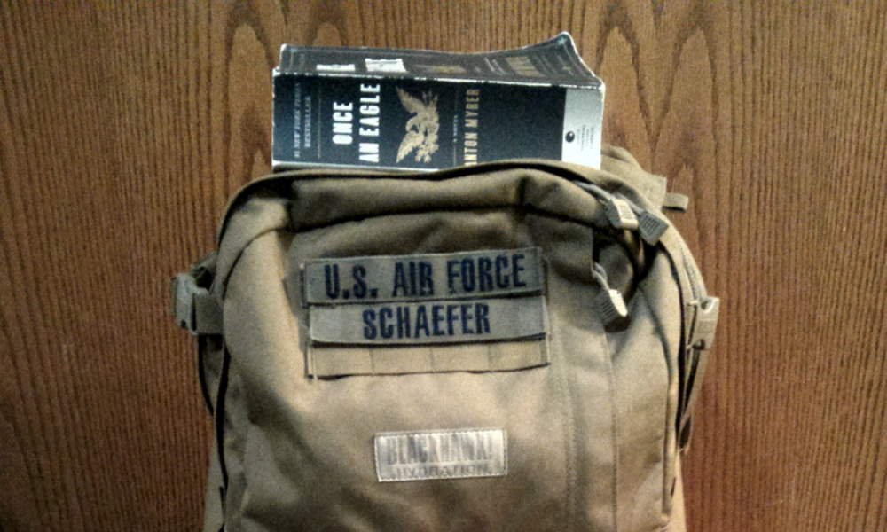 War Books Profile: Capt. Blair Schaefer, US Air Force