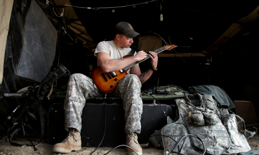 Tactical Guitar Principles: Leadership Lessons from the Practice Room