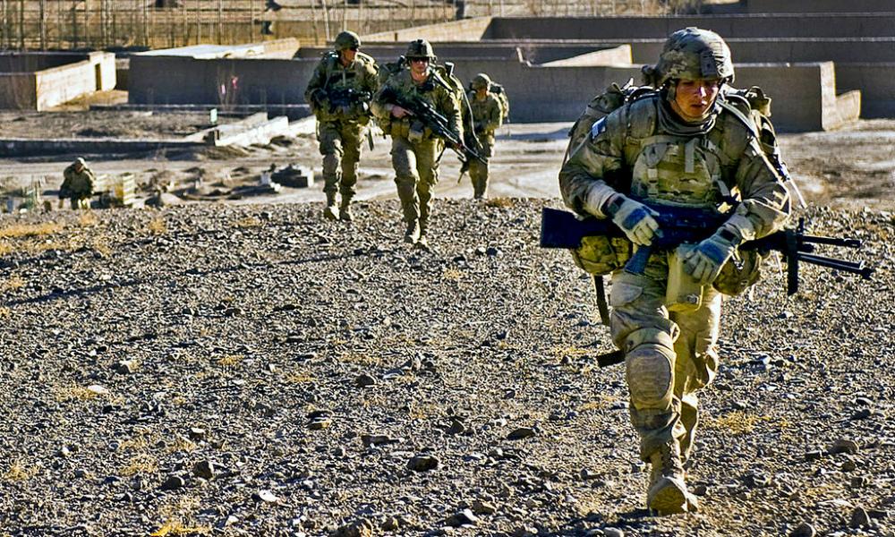 The Overweight Infantryman Modern War Institute
