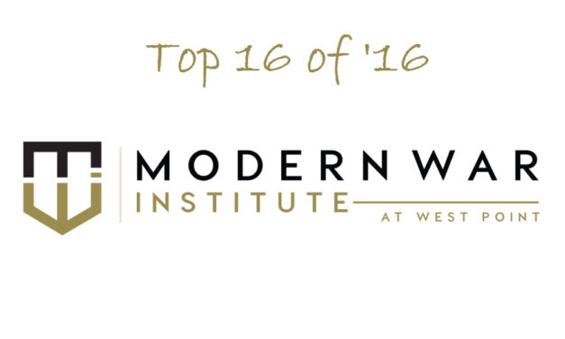 MWI's Top 16 Articles of 2016