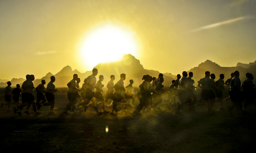 Maintain the Standards: Why Physical Fitness Will Always Matter in War