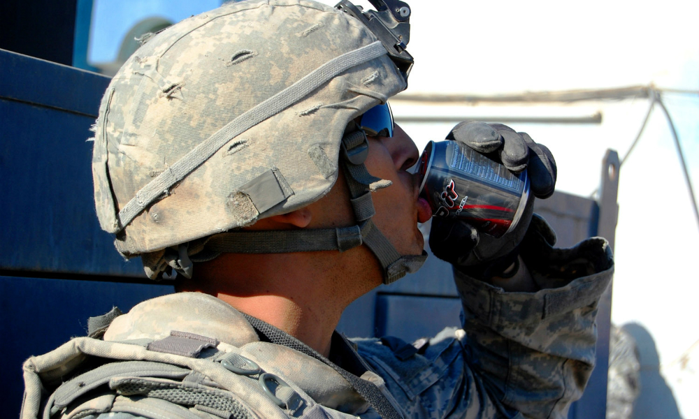 When the Combat Switch is Broken: The Dangerous Effects of the Military's Embrace of Energy Drinks