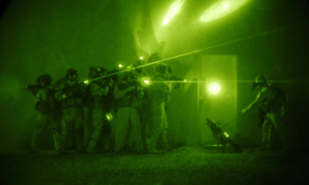 Causality Collisions: Why Special Operations Forces Remain the Best Weapon to Defeat ISIS in Syria