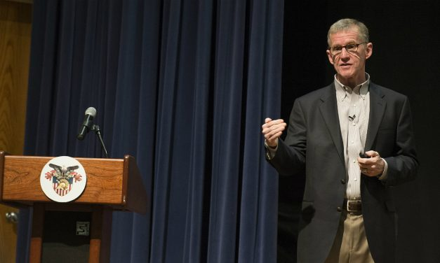 Video: Retired Gen. Stanley McChrystal on Organizing to Fight and Win in a Complex World