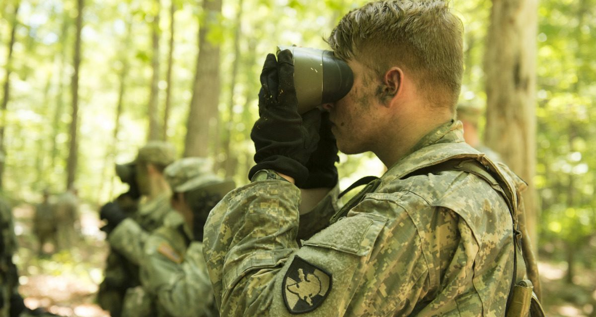 MWI and Army Cyber Institute Bring Modern War to Military Training