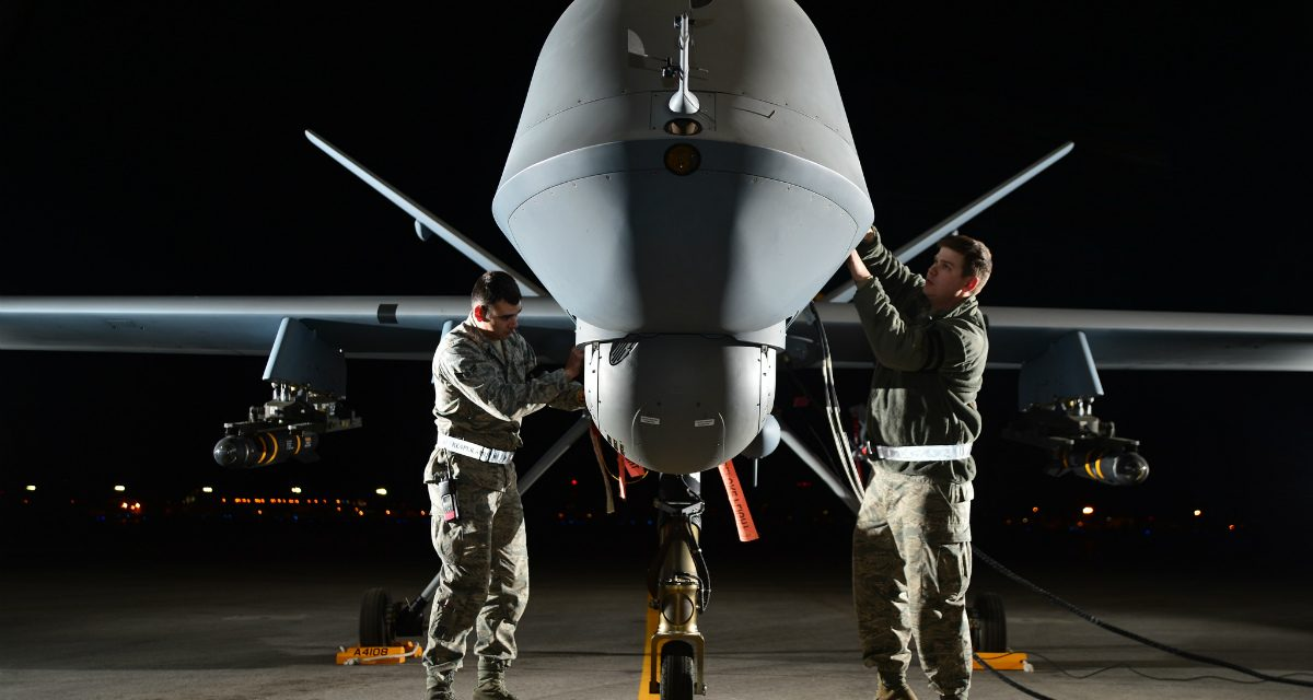 On Drone Strikes and Congressional Oversight
