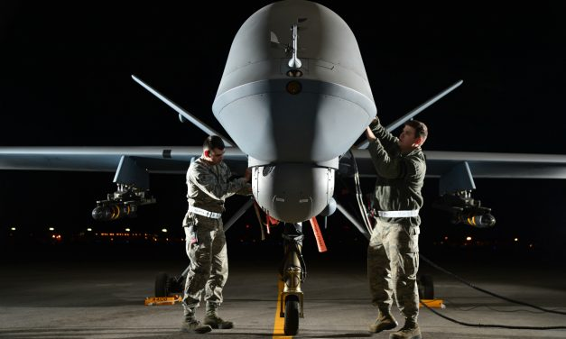 War Books: The Era of Drone Warfare, with Dan Gettinger