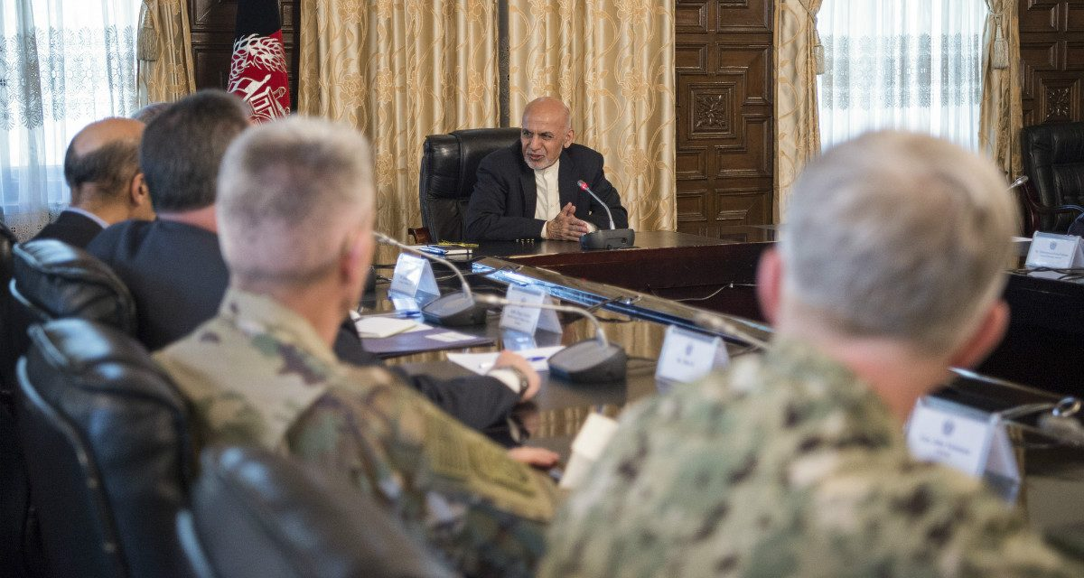 Negotiating Afghanistan: The New US Strategy and the Pursuit of a Deal