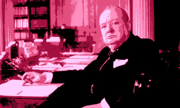 Wear Pink Underwear like Churchill, and Nine Other Principles of Defense Entrepreneurship