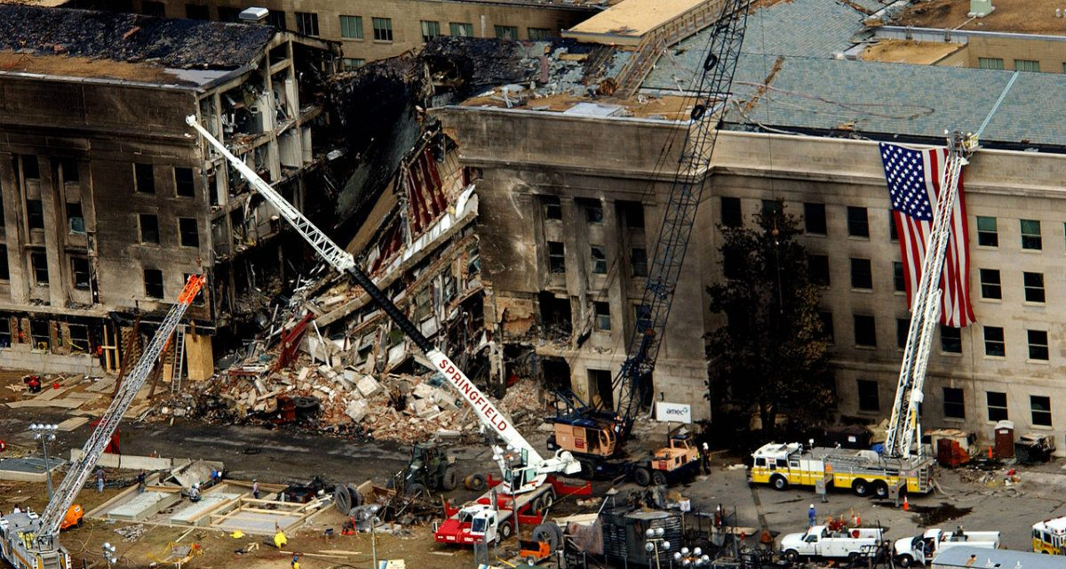 Podcast: The Spear – In the Pentagon on 9/11