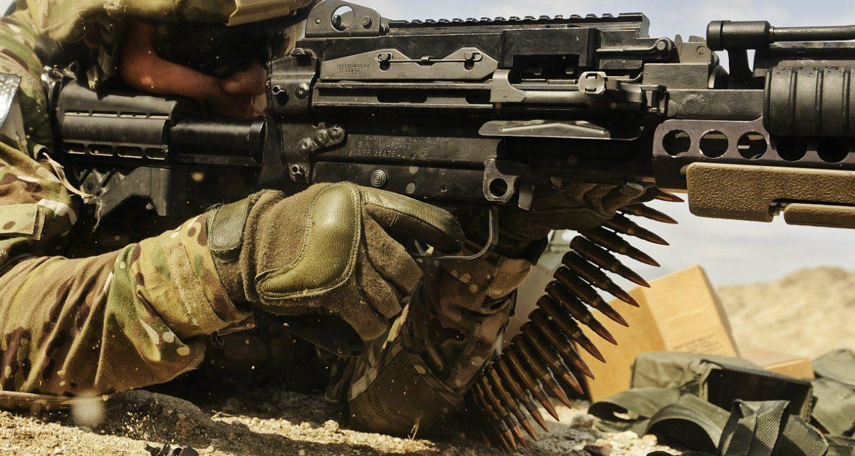 Podcast: The Spear – Fighting Inside Grenade Range - Modern