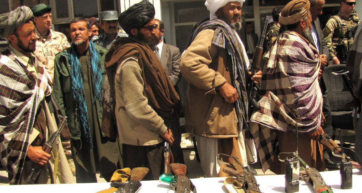 The Art of a Political Deal with the Taliban