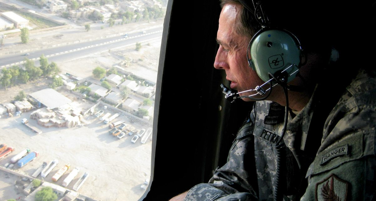 MWI Podcast: Surveying the Threat Landscape, with Gen. David Petraeus