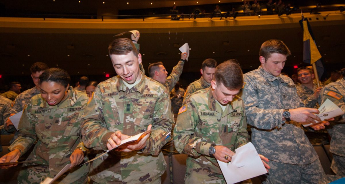 Best Military Branch >> A Message To Cadets Be The Best That That You Can Be On Branch