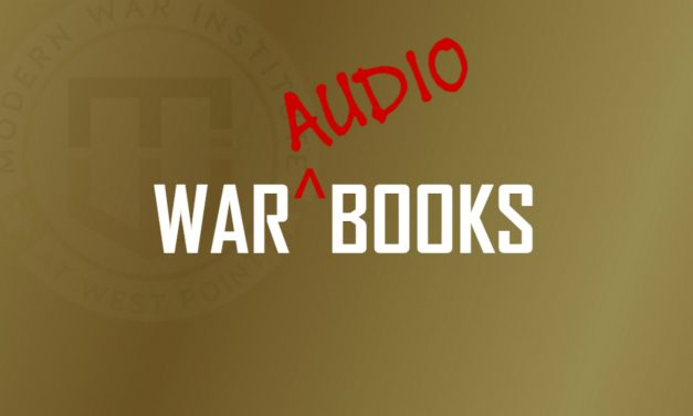 War Books, Special Audiobook Edition: Max Brooks and Maj. John Spencer