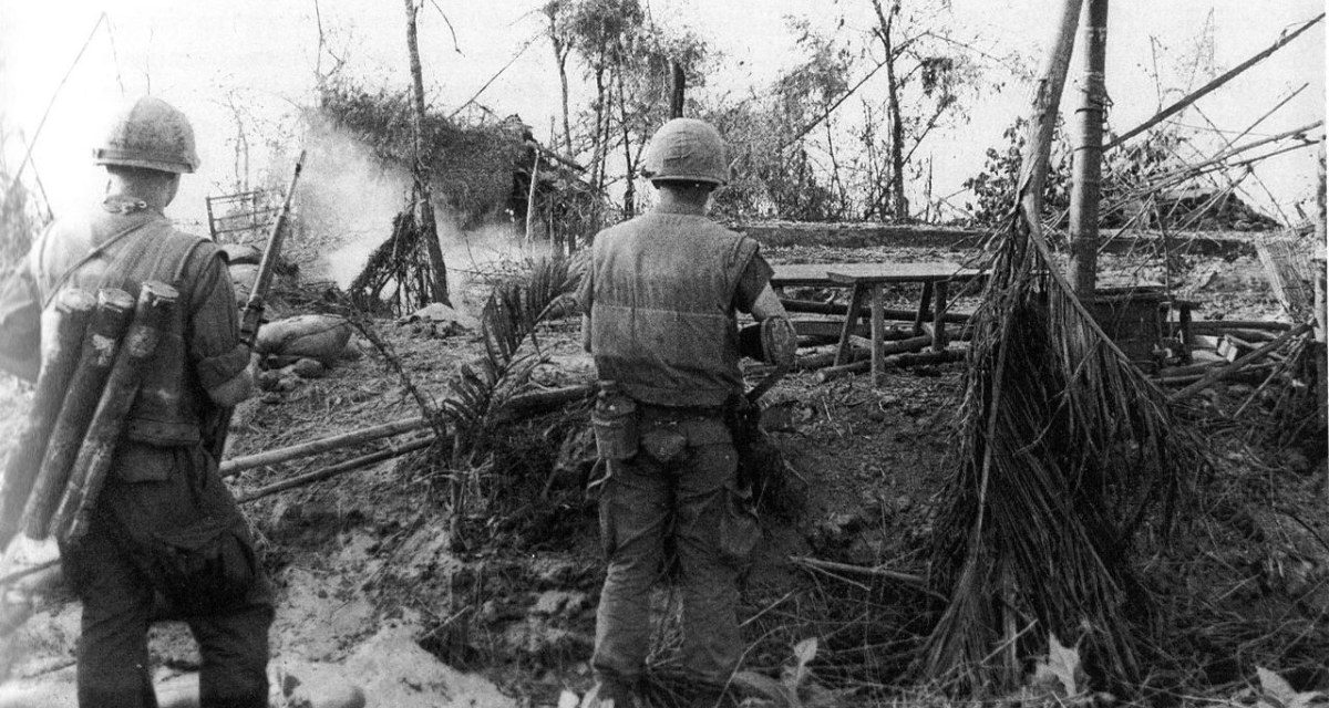 Fifty Years On, What the Tet Offensive Tells Us About the Future of War and Strategy