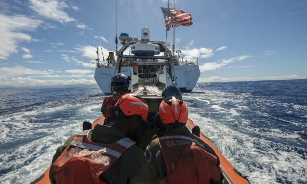 Not Your Mother's Coast Guard: How the Service Can Come into Its Own Against 21st Century Threats