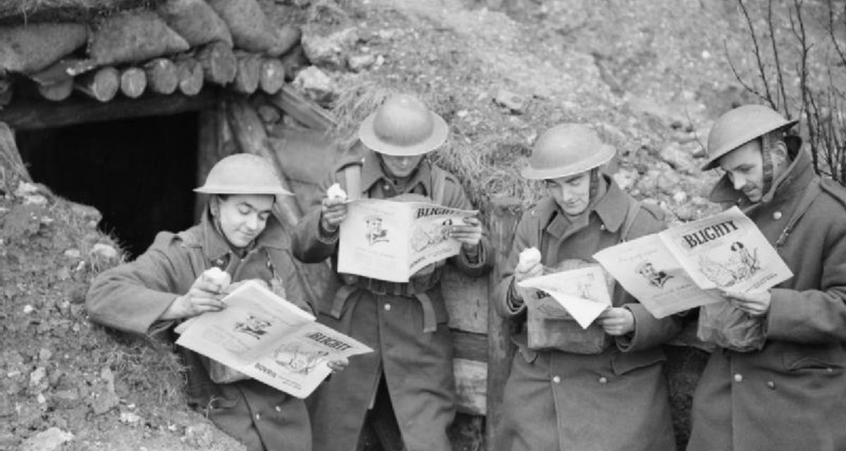 War Books: A Practitioner's View from Across the Pond