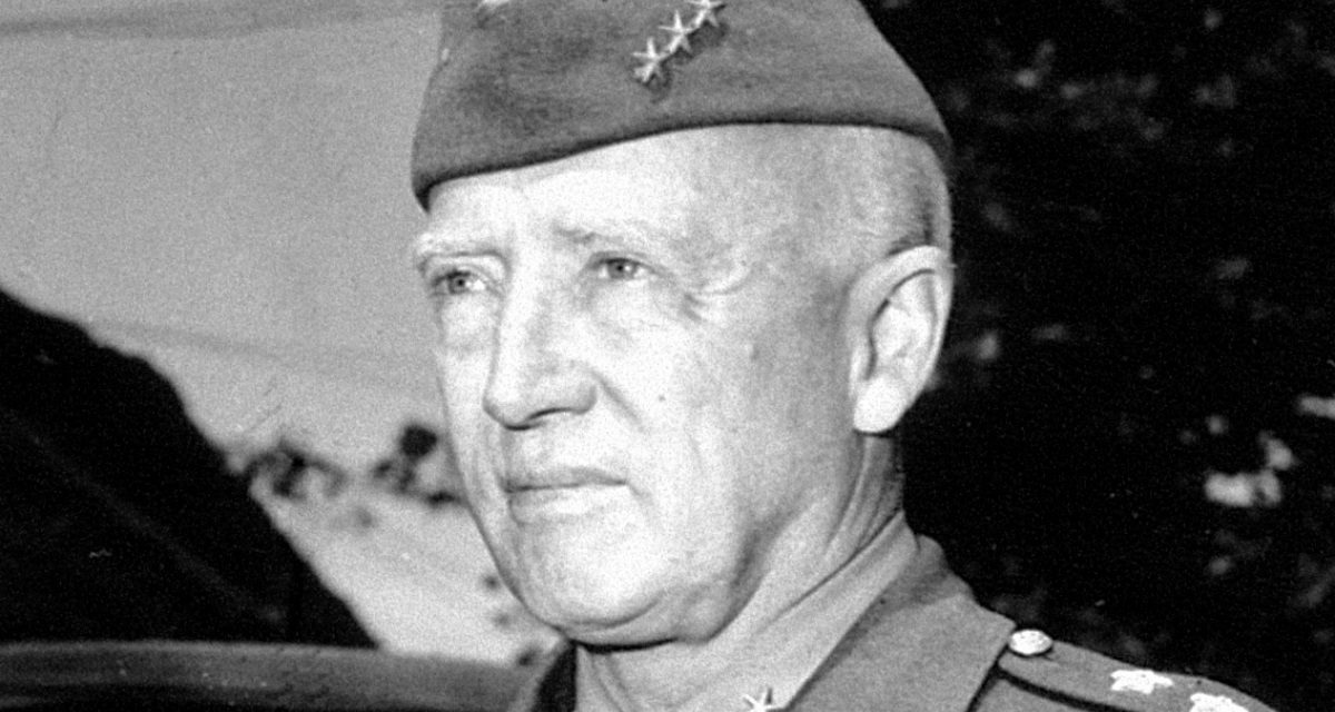 Dropping Bombs: On Patton, Profanity, and Character