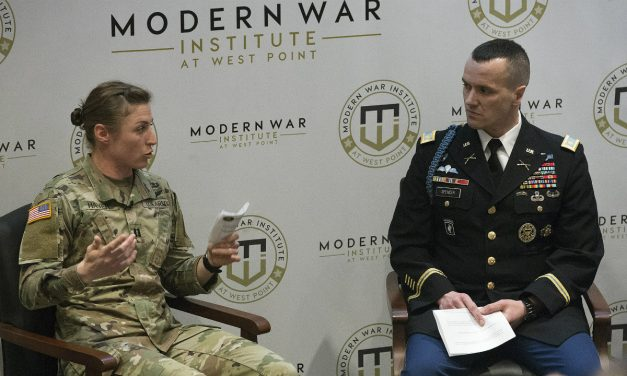Video: Capt. Shaye Haver on Her Development as an Infantry Officer