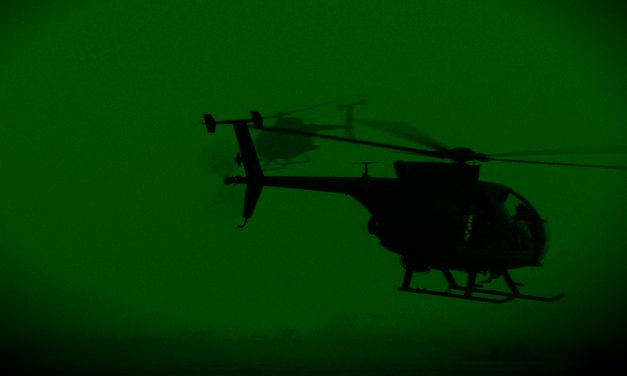 Podcast: The Spear – A Helicopter Mission During the Invasion of Iraq