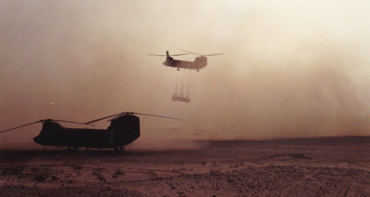 Podcast: The Spear – The Largest Air Assault in History