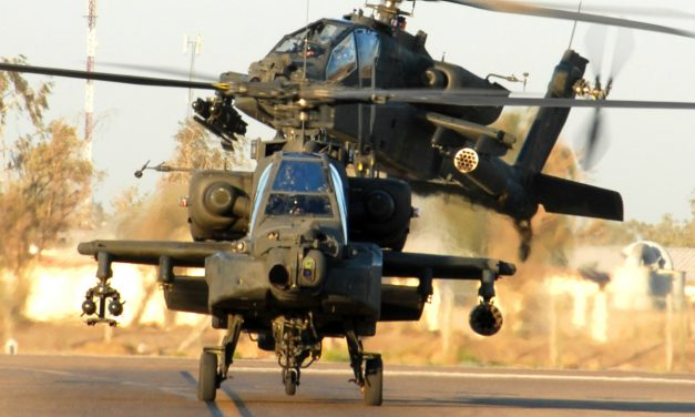 Podcast: The Spear – Apaches Overhead in Baghdad