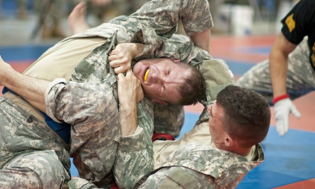 "War Books: Matt Larsen, ""Father of the US Army's Modern Combatives Program"""