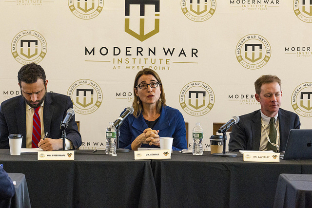 Class of 2006 War Studies Conference – March 2018 - Modern