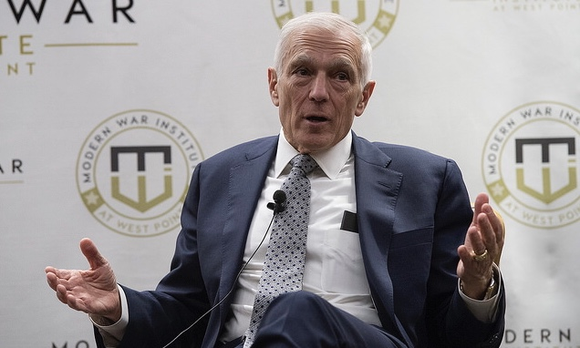 Video: Retired Gen. Wesley Clark on His Career, European Security, and Civ-Mil Relations