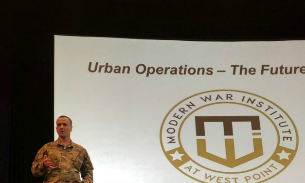 Video: MWI's John Spencer on Urban Warfare