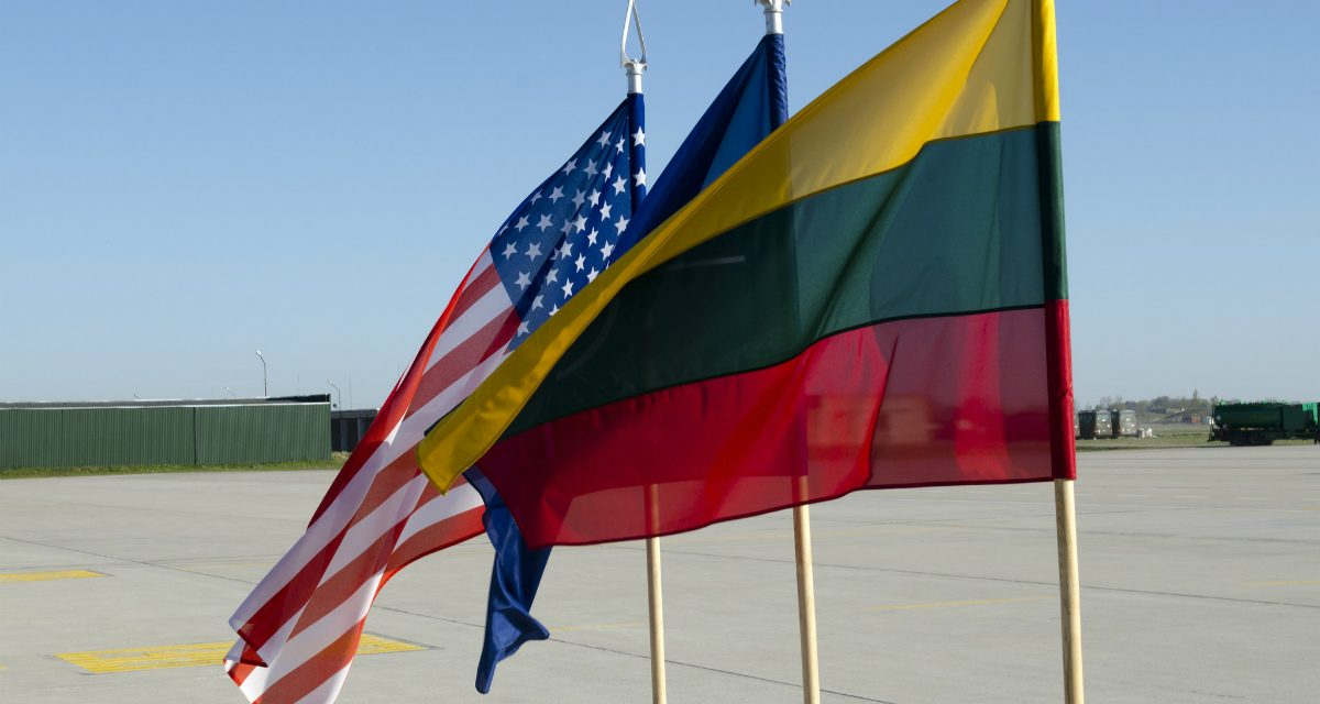 I Was a US Liaison Officer to Lithuania. Here's What I Learned.
