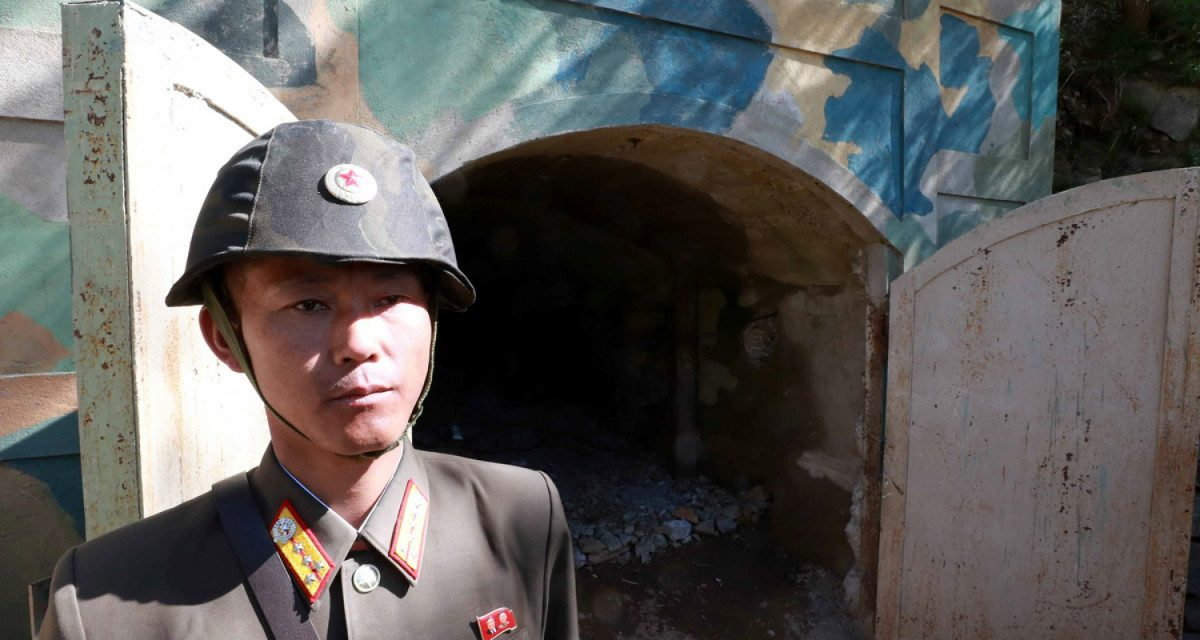 While the North Korean Nuclear Button Cools, the Threat of the Underground Lingers