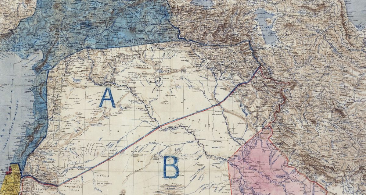 "The End of ""The End of Sykes-Picot"""