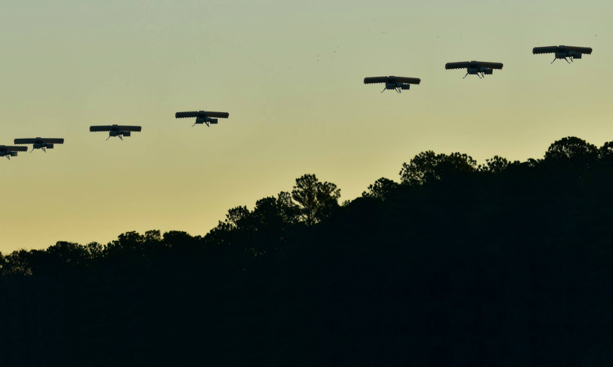 The Era of the Drone Swarm Is Coming, and We Need to Be