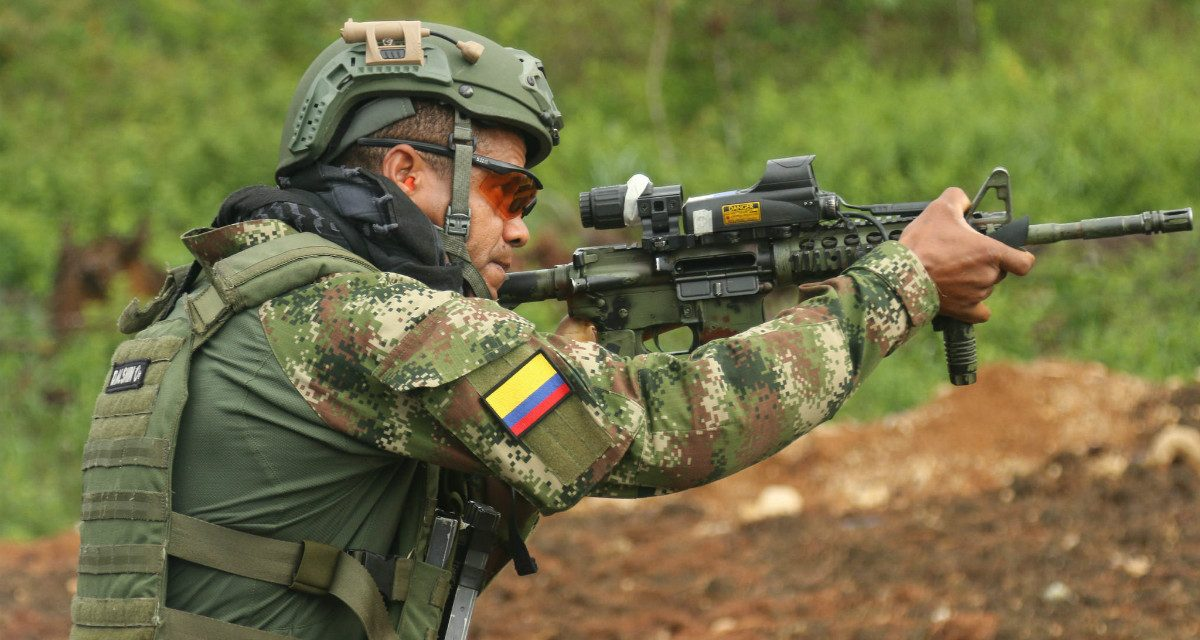 Can the Military Make Peace? Lessons for Afghanistan from Colombia