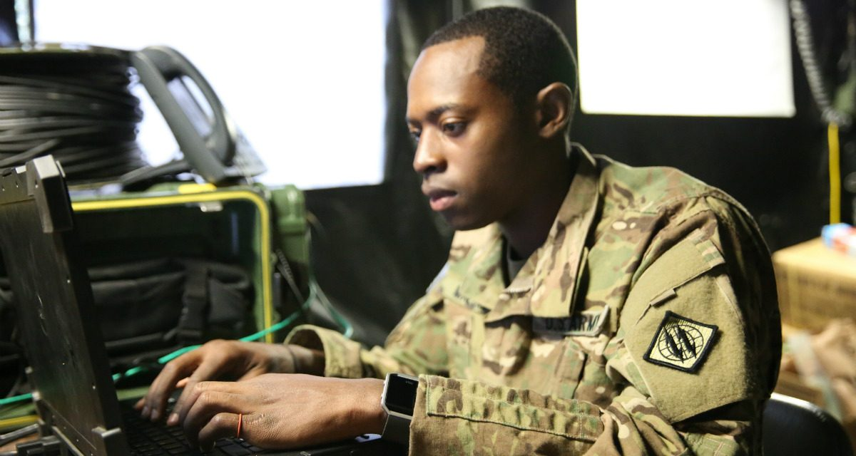 Army of Coders: Training the Force for the Multi-domain Fight