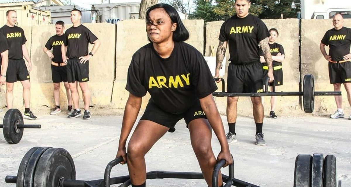 The Army's New Physical Fitness Test Has One Really Big Problem. Here's a Solution.