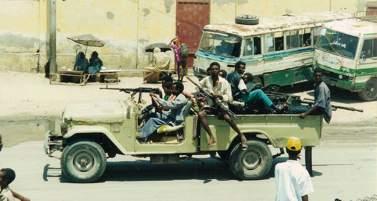 Podcast: The Spear – Remembering the Battle of Mogadishu