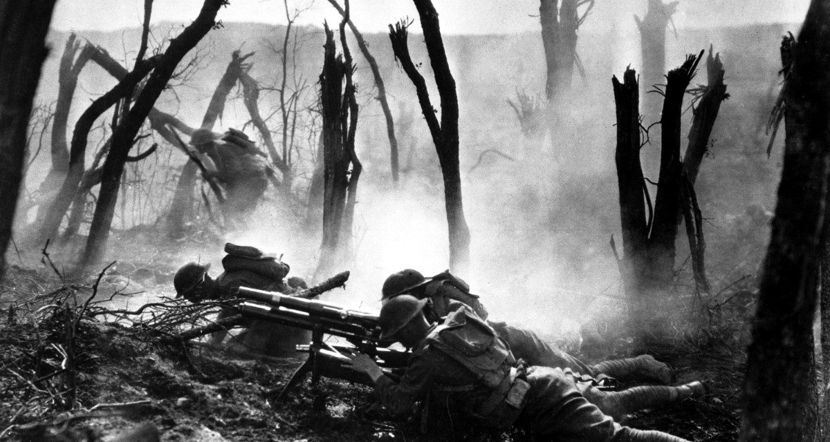 The Urgent Lessons of World War I